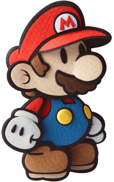 Paper Mario Sticker Star Review Pbpanda Books Coloring Page